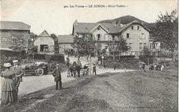 Le Donon . Hotel Velléda - Frankrijk