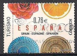 Spanien  (2014)  Mi.Nr.  4845  Gest. / Used  (8ah17) - 1931-Heute: 2. Rep. - ... Juan Carlos I