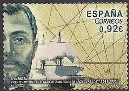 Spanien  (2014)  Mi.Nr.  4848  Gest. / Used  (8ah18) - 1931-Heute: 2. Rep. - ... Juan Carlos I