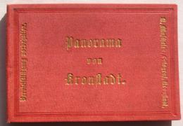 Brasov / Kronstadt / Brasso - Foto-Panorama Um 1890 (keine Ansichtskarte) - Roumanie