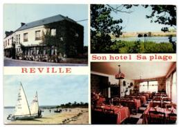 Reville - Son Hôtel Sa Plage - France