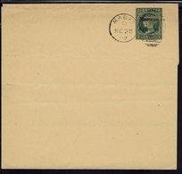 Maroc - Bureaux Anglais - Entier Postal 5 C. Morocco Agencies, Sur Bande Journal - Cachet De Rabat Du 28 Février 1902 - - Morocco Agencies / Tangier (...-1958)
