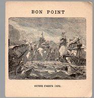 Bon Point : Victoire D'Agosta 1676 (PPP17295) - Vieux Papiers