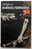 Lithuanian Book / Mirties Fortuose By Eglinis 1957 - Bücher, Zeitschriften, Comics