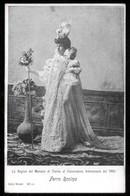 CARNEVALE AMBROSIANO DI MILANO DEL 1905 - LA REGINA DEL MERCATO DI TORINO (2) - Manifestazioni