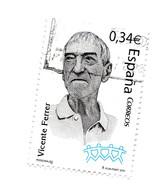 0,34 Euro - VINCENTE FERRER - 1931-Oggi: 2. Rep. - ... Juan Carlos I