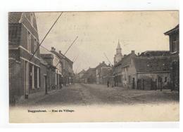 Buggenhout. - Rue Du Village - Buggenhout