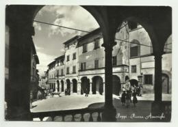 POPPI - PIAZZA AMERIGHI    VIAGGIATA FG - Arezzo