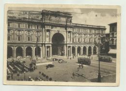 FIRENZE - PIAZZA DELLA REPUBBLICA   - VIAGGIATA FG - Firenze