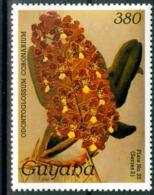 GUYANA FLOWERS FLEURS - Guyana (1966-...)