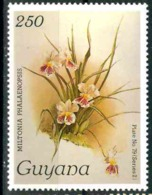GUYANA FLOWERS FLEURS - Guyane (1966-...)