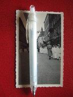 """LUXEMBOURG - PHOTO : 11X 6.8 - PROCESSION PRES DE  L' HOTEL """" SCHINTGEN """" -  /////  TRES RARE  /// - Pétange"""