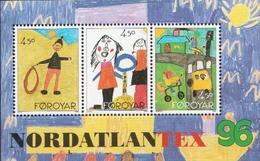 Faroer MNH SS - Childhood & Youth