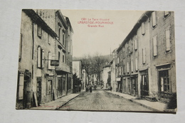 LABASTIDE-ROUAIROUX  Grande Rue - Sonstige Gemeinden