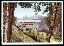 AK Berghof Obersalzberg,1938,Landhaus Reichskanzler A.H.,Hitler, Führer, Berchtesgaden - Heimat