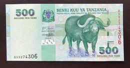 TANZANIA P35 500 SHILINGI ND 2003 UNC - Tanzania