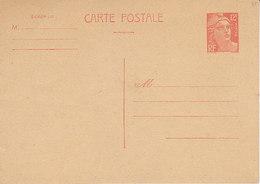 Entier Postal 12frs Gandon N°885-CP1 Neuve - Standard- Und TSC-AK (vor 1995)