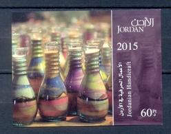 M110- Jordan 2015. Jordanian Handicrafts. - Jordan