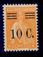 ! ! Portugal - 1928 Ceres W/OVP 10 C - Af. 457 - MH - 1910-... Republic
