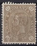 ROUMANIE  N* 87  Manque De Gomme - 1881-1918: Carol I