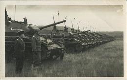 Militaria :  Canon - Tank :  Luneville  (  See Scan ) - Guerra, Militari
