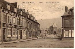 REVIN. La Bouverie, Rue Du Pont (cachet Allemand) - Revin
