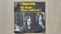 Christie - The Dealer (Down And Losin') - Vinyl-Single - Rock