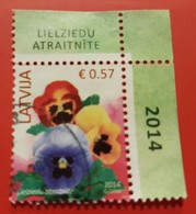 Latvia Used Stamp 2014 - Letonia