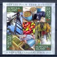 M114- Norfolk Island 2007 Industry Since 1923. Kentia Palm Seed Fruit Kentia. - Norfolk Island