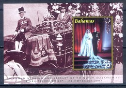 M115- Bahamas 2007.  Diamond Wedding Anniversary Of Queen Elizabeth II & Prince Philip. - Bahamas (1973-...)