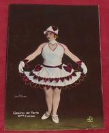 Casino De Paris : Melle Zazani  :::: Cabaret - Spectacle - Costumes - Danse - Artistes :: Voir état  ----------- 491 - Cabarets