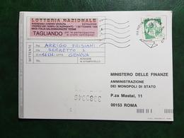 (24073) STORIA POSTALE ITALIA 1996 - 6. 1946-.. Repubblica
