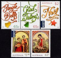 Australia - 2018 - Christmas - Mint Stamp Set - 2010-... Elizabeth II