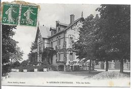 SAINT GERMAINT L'ESPINASSE - Villa Des Sables - France