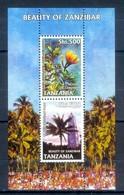 M121- Tanzania 2006. Beauty Of Zanzibar. Plants Tree Flowers. - Tanzania (1964-...)