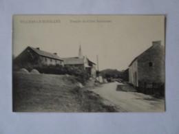 VILLERS LE BOUILLET  TEMPLE DU CULTE ANTOINISTE - Villers-le-Bouillet