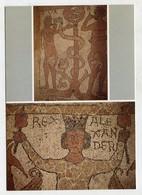 CHRISTIANITY  - AK 346110 Trani - Cattedrale - Particolari Del Mosaico - Eglises Et Couvents