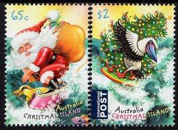 Christmas Island - 2018 - Christmas - Mint Stamp Set - Christmas Island