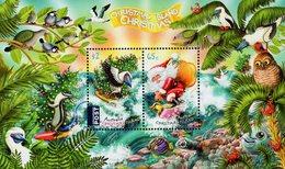 Christmas Island - 2018 - Christmas - Mint Souvenir Sheet - Christmas Island