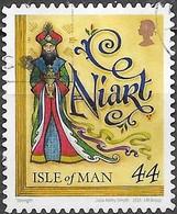 Man - Y&T N° 2137 - Adhésif - Oblitéré - Man (Ile De)
