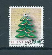 2009 Switzerland Kerst,christmas,weihnachten,noël Used/gebruikt/oblitere - Zwitserland