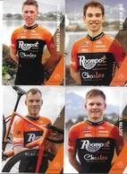 CYCLISME: EQUIPE ROOMPOT 2019 COMPLETE - Cyclisme