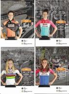 CYCLISME: EQUIPE BOELS FEMININE 2019 COMPLETE - Ciclismo