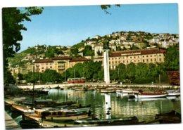 Rijeka - Pogled Na Trsat - Kroatien
