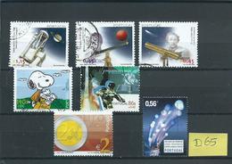 Portugal 7x Modern Stamps Used/gebruikt/oblitere(D-65) - 1910-... Republiek