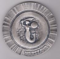 Médaille Warszawa (Varsovie) Dans Sa Boîte - Andere