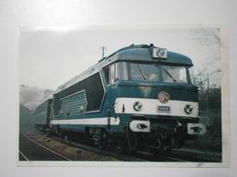 Thèmes Train / Trains. Lot De 24 Cartes. Format Inhabituel De 97 X 145 Mm (GF653) - Trains