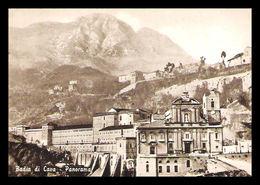 Salerno - Cava Dei Tirreni - Badia - Panorama - Fg Nv - Salerno