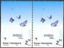 Bosnie Herzegovina CEPT 2003 Yvertn° 397a *** MNH Cote 16,00 Euro - Bosnie-Herzegovine