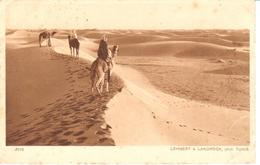 POSTAL   - PAYSAGES D'ORIENT-SERIE VI Nº2570- LA MER DE SABLE - Postales